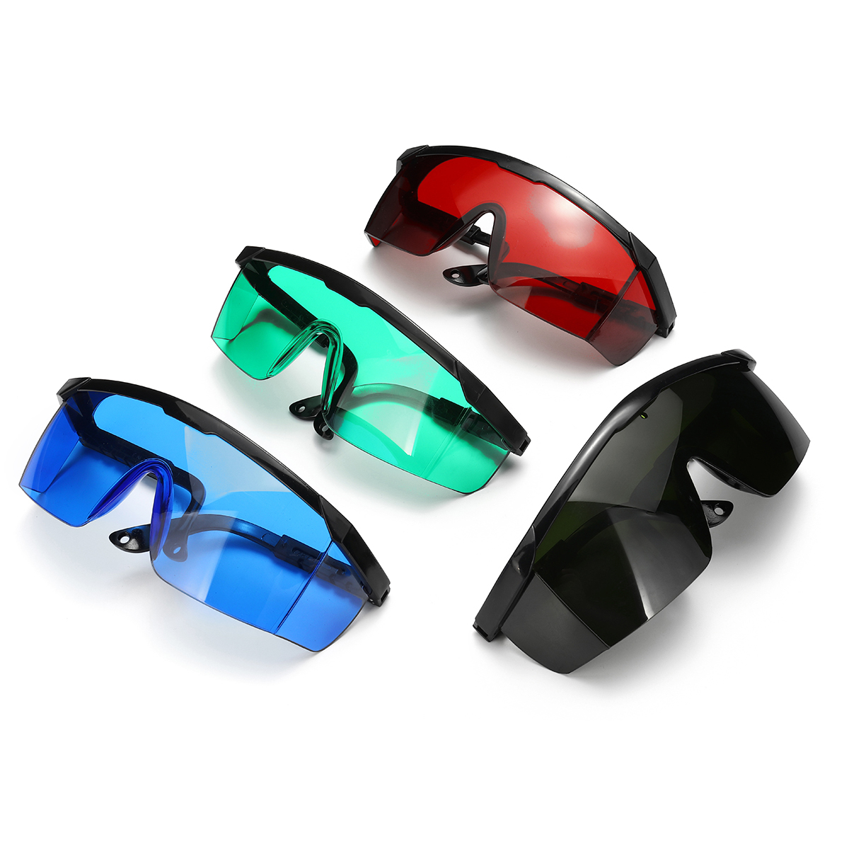 500nm-1800nm Laser Protection Goggles Safety Glasses Spectacles Lightproof Protective Eyewear