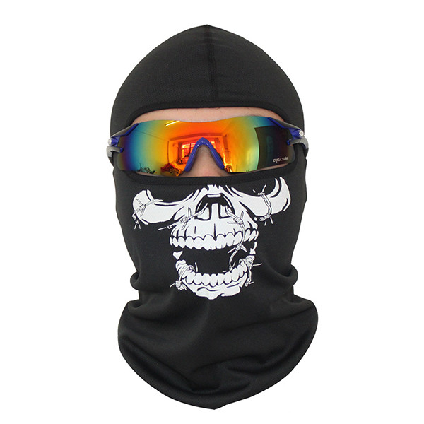 Motorcycle Face Masks Skull Mask Face