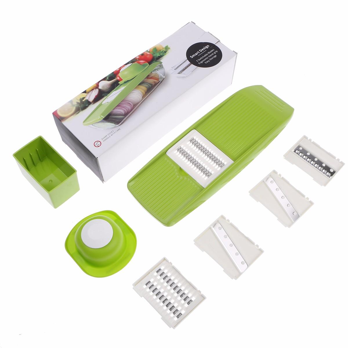 Multifunctional Vegetable Chopper Potato Filament Shredder Home Kitchen Planer Manual Chip Scrapers