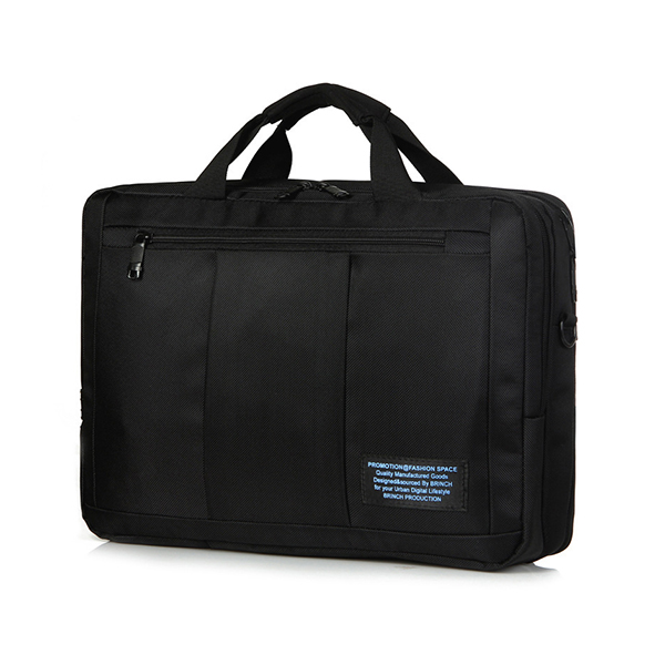 Men Oxford Multifunction Business Bag Laptop Bag Handbag Computer Backpack