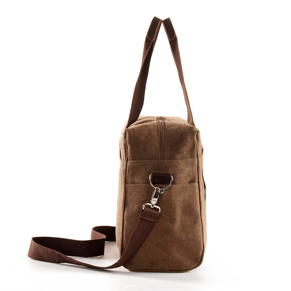 Big Capacity Travel Handbag Canvas Business Crossbody Bag For Men Us 60 49