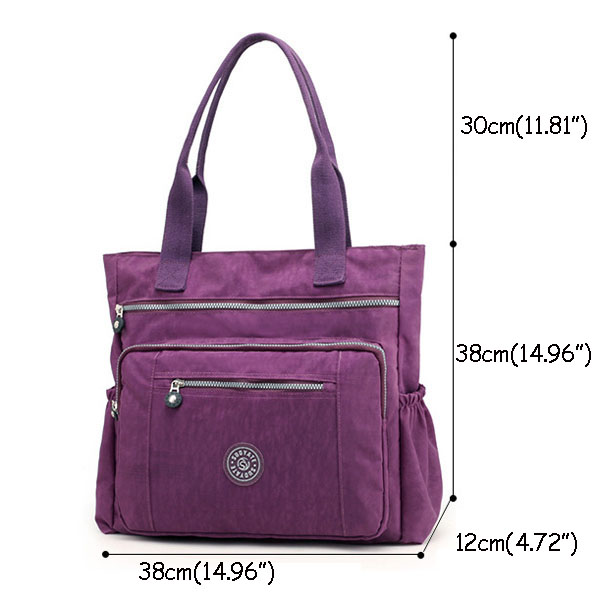Multi-functional Waterproof Nylon Bags Handbags For Women