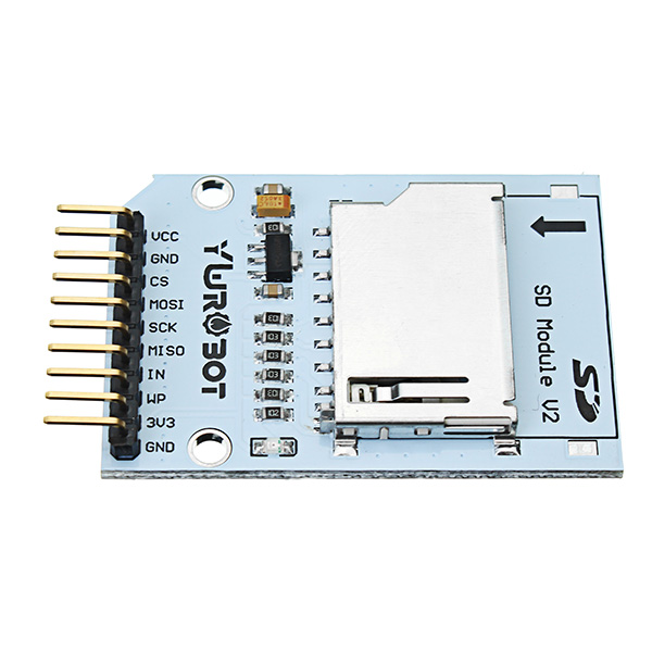 10Pcs SD Card Read and Write Storage Module Electronic Building Blocks For Arduino