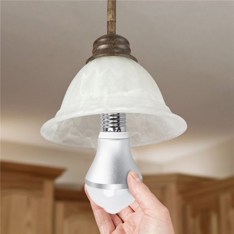 E27 B22 5W 7W 9W PIR Infrared Auto Motion Sensor LED Light Lamp Bulb for Porch Hallway
