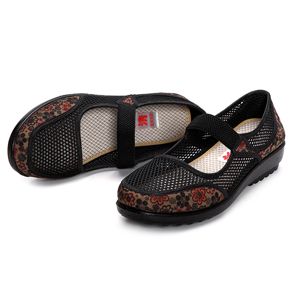US Size 5-11 Women Soft Slip On Casual Flat Loafer Shoes