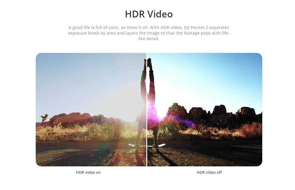 DJI OSMO POCKET 2 FPV Gimbal 3-Axis Handheld Stabilizer FOV 93 Degree Camera 64MP AI Editor Stereo 4K HD 60fps Recording - Photo: 16