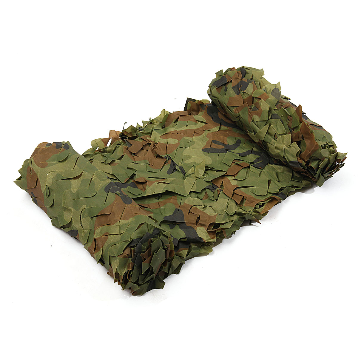 5mx2.5m Camo Netting Camouflage Net for Car Cover Camping Woodland Military Hunting Shooting