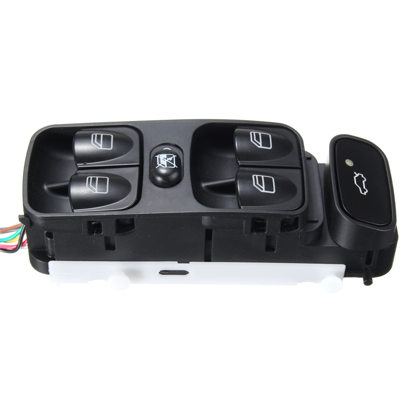 Window Switch Console For Mercedes W203 C-CLASS C320 Front left