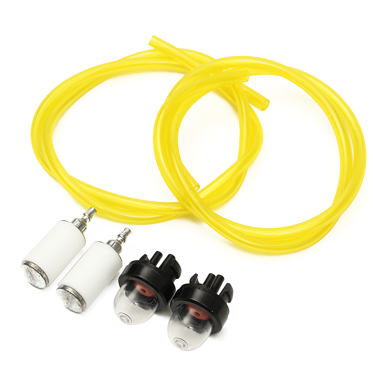 1.8Ft Tygon Fuel Lines Filter Snap In Primer Bulb For C