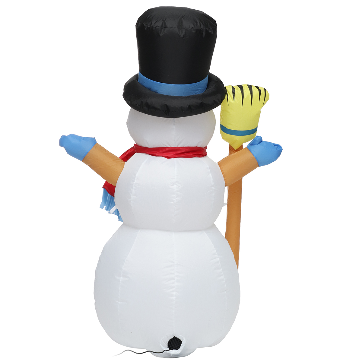 Christmas Decoration Party Birthday Welcome Snowman Inflatable Toys With Blower