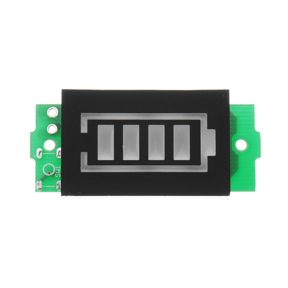 1S / 2S / 3S / 4S Lithium Battery Pack Power Indicator Board Electric Vehicle Battery Power Indicator 4V / 8V / 12V / 16V Power Storage