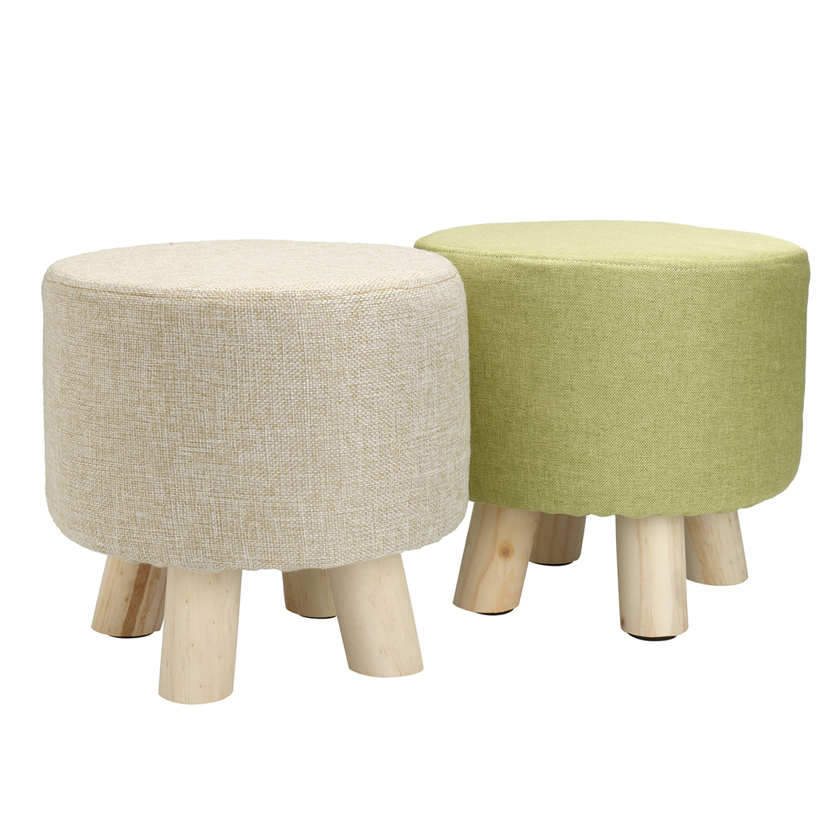 Living Room Pouffe Chairs Sofa Ottoman Foot Stool Bedroom Hallway Chair