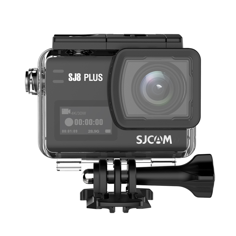 SJcam SJ8 Plus 4K/30fps EIS Image Stabilization 170 Degree Wide Angle Lens Car Sport Camera Big Box