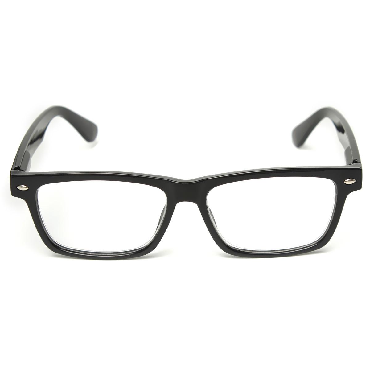 Black Light Comfortable Presbyopic Border Reading Glasses Strength 1.0 1.5 2.0 2.5 3.0 3.5 4.0