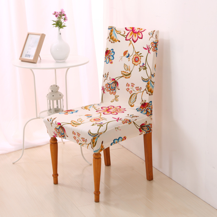Antifouling Banquet Elastic Stretch Spandex Chair Seat Cover Party Dining Room Wedding Decor