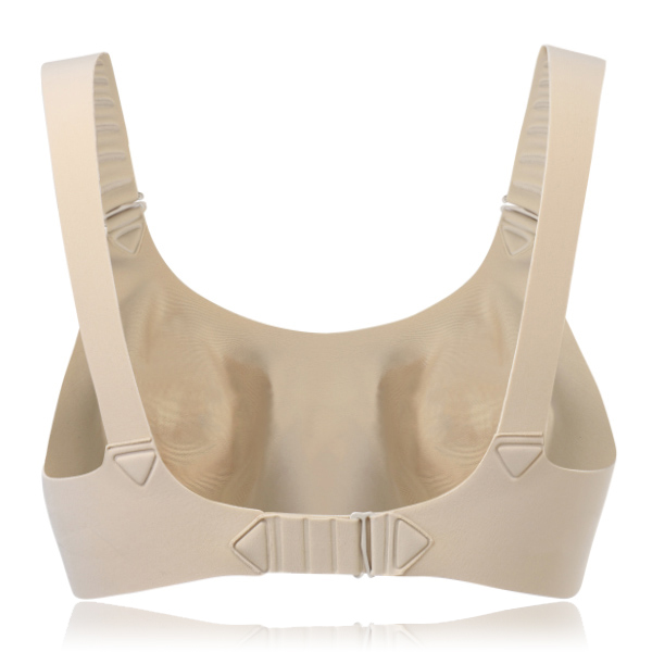 Woman Comfy Gather Wireless Sport Bra