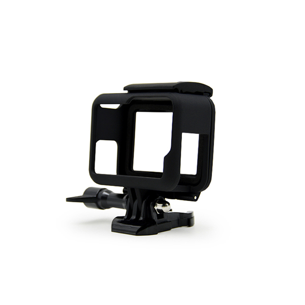 Black Camera Frame Shell for Gopro Hero 5 Protective Accessories Cover Case Protector