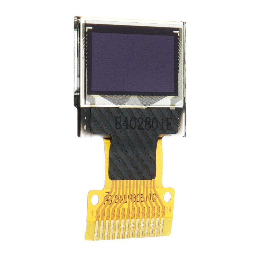 Image of 0,49 Zoll OLED Display Seriell LCD Display IIC Schnittstelle Arduino Display