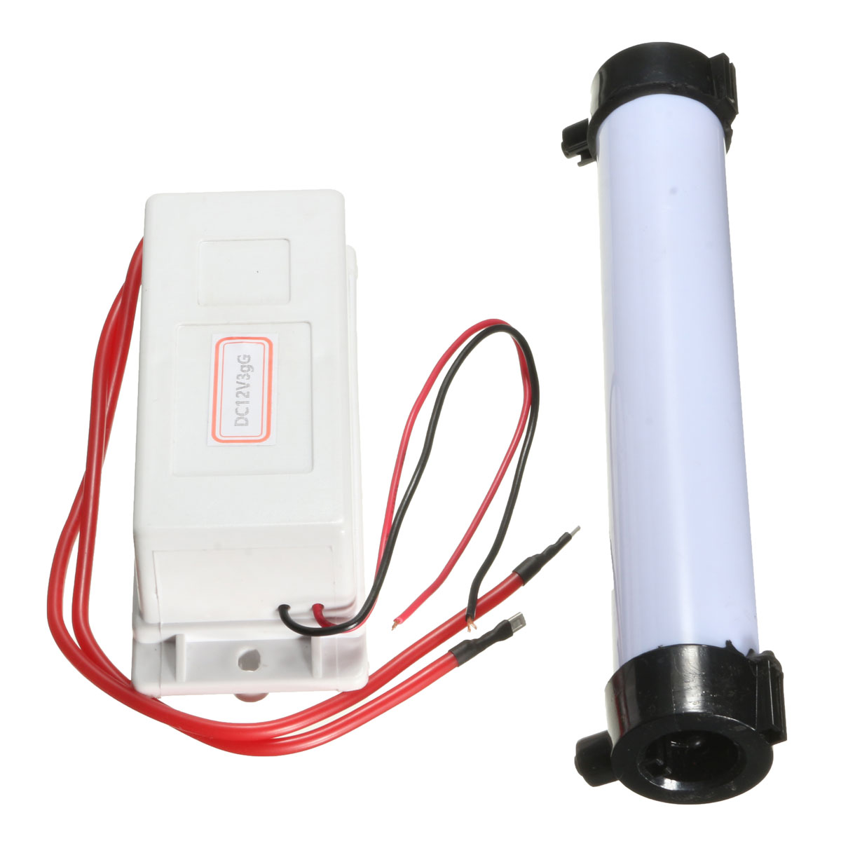 DC12V 3g Ozone Generator Ozone Tube 3g/hr for Water Plant Air Cleaner Drinking