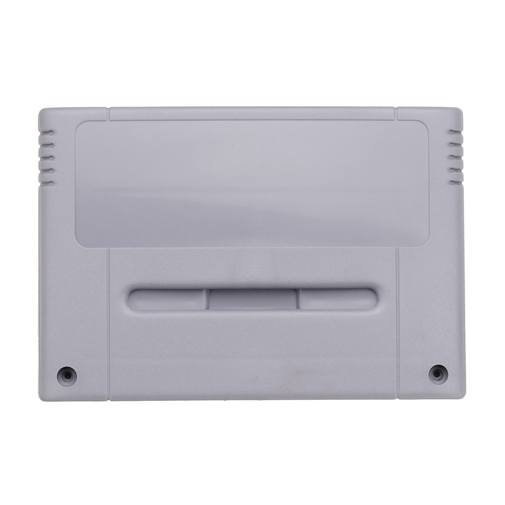 Replacement DIY Game Cartridge Shell for Super SNES SFC