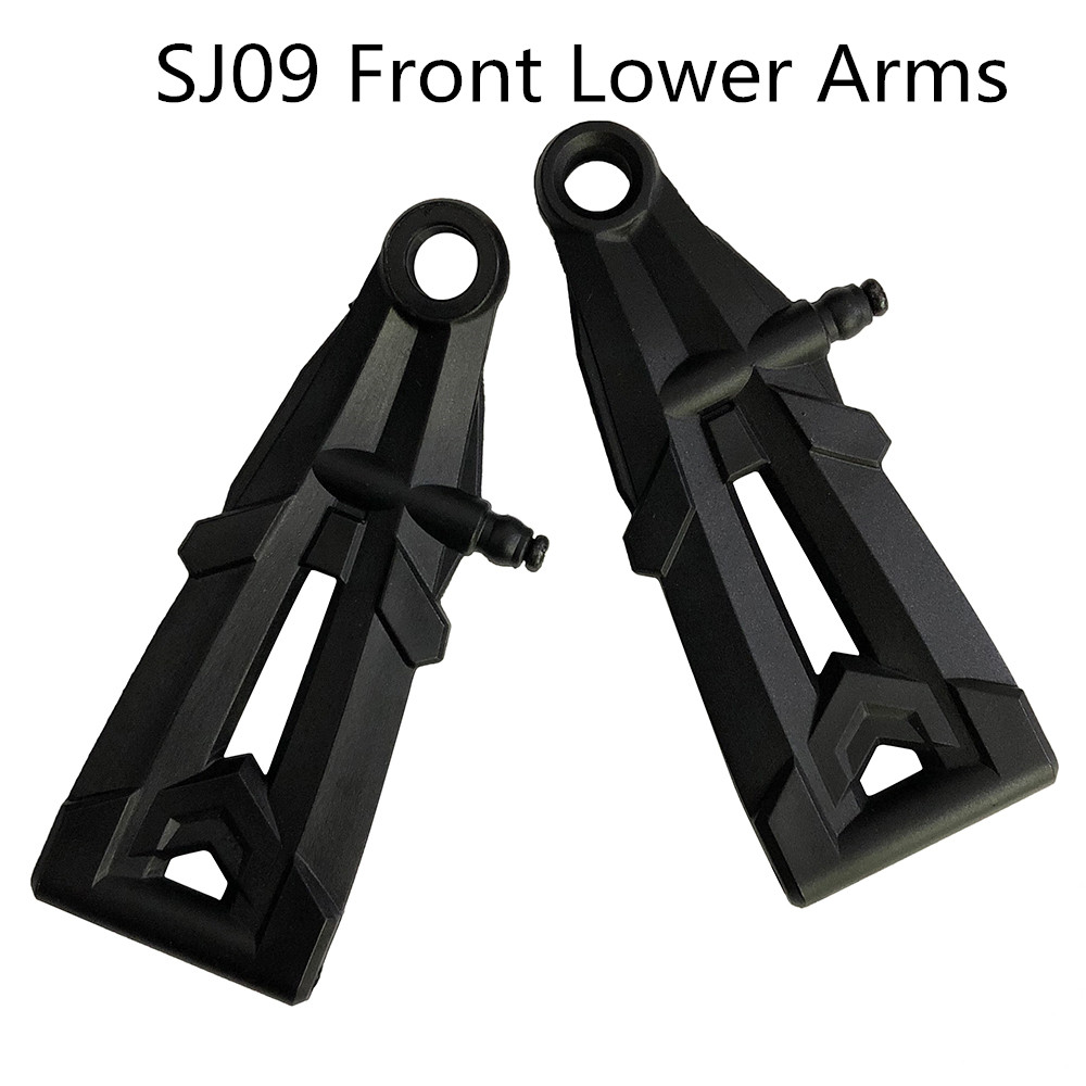 2PCS Xinlehong Q901 Q902 Q903 1/16 RC Spare Front/Rear Upper Lower Arms SJ07/08/09/10 Car Vehicles Model Parts