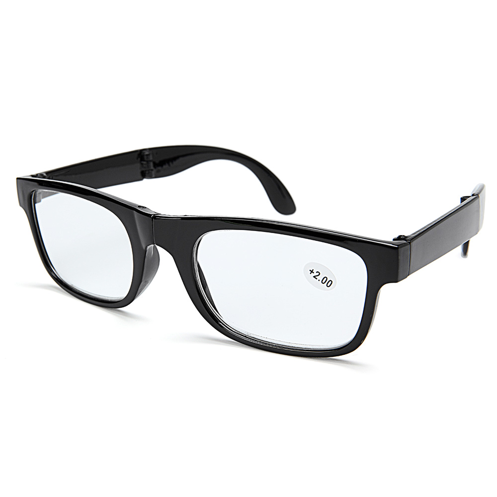 Scalable Lightweight Reading Glasses With Case