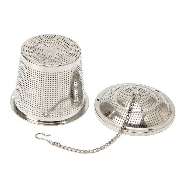 Stainless Steel Hop Steeper Infuser Tea Herb Ball Dry Hopping Filter