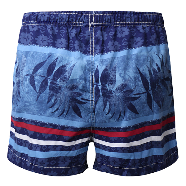 SEOBEAN Summer Holiday Casual Sport Beach Swimming Surf Printing Board Shorts for Men
