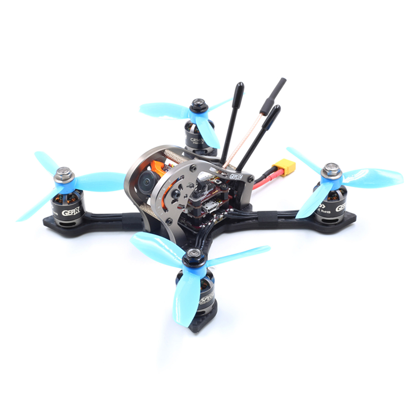 GEPRC Sparrow V2 MX3 139mm FPV Racing RC Drone w/ F4 20A BLHeli_S 48CH Runcam Micro Swift BNF PNP