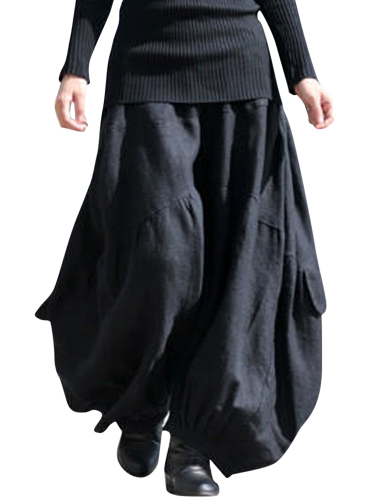 S-3XL Women Harem Casual Loose Baggy Lantern Pants