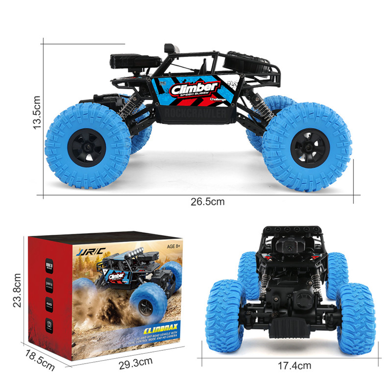 JJRC Q45 1/18 2.4G 4WD 8KM/H Off-Road Vehicle With Dual Control Mode And Camer