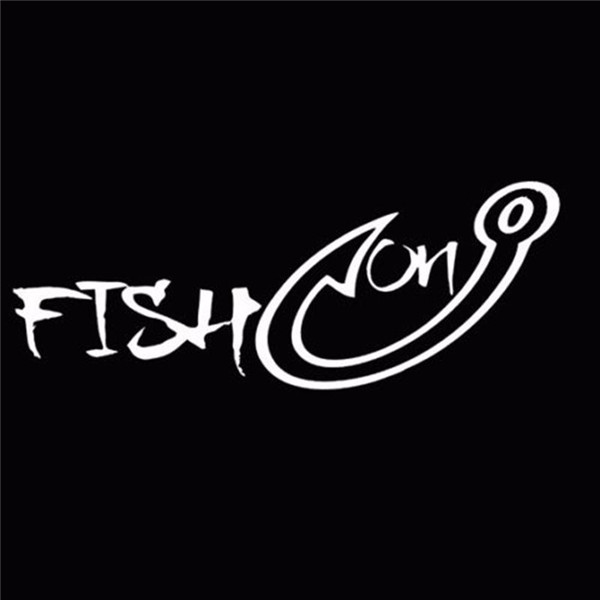 Go Fishing Car Stickers Auto Truck Vehicle Motorcycle Decal