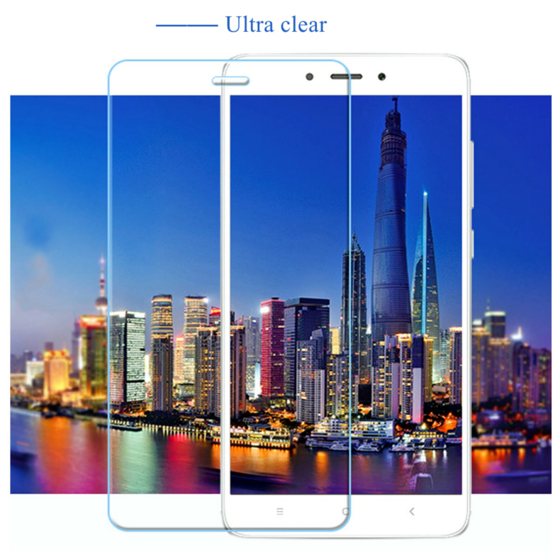 2pcs Bakeey 9H Tempered Glass Screen Protector for Xiaomi Redmi Note 4/Redmi Note 4X 4G+64G