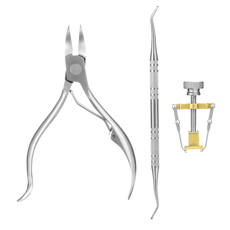 Y.F.M® Ingrown Toenail Paronychia Armor Corrector Eagle Nail Scissors Ditch Spoon Nail Device