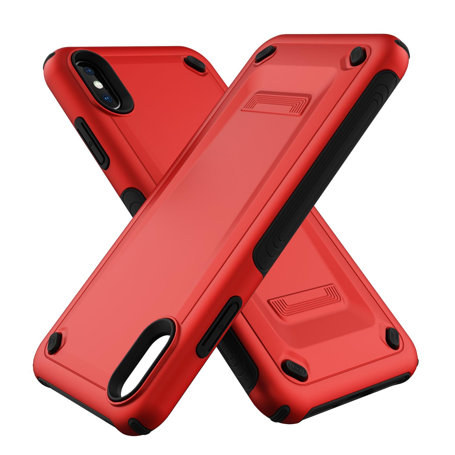 Bakeey Protective Case For iPhone XR/XS/XS Max Armor Shockproof Back Cover