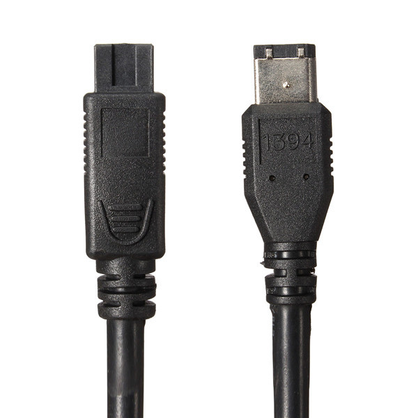 3M High Speed Firewire 800 IEEE1394 B 9Pin to 6Pin DV Cable Cord Lead For Digital Camcorder Mac PC
