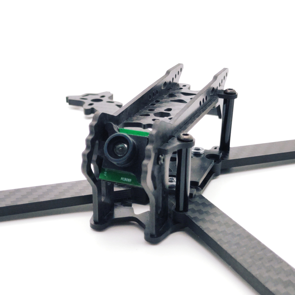 ArRuissi F210GX 210mm FPV Racing Frame Normal X Freestyle Frame Kit 4mm Arm Carbon Fiber - Photo: 3