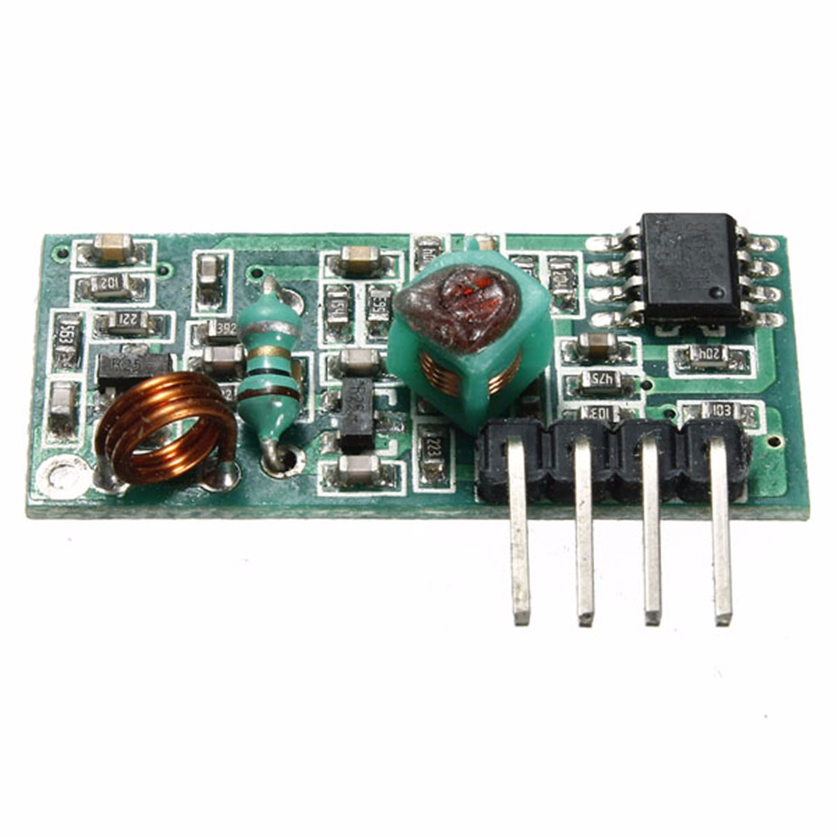 433mhz Rf Decoder Transmitter With Receiver Module Kit For Arduino Circuit Shipping Methods