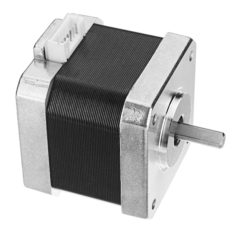 JGAURORA® 42 Stepper Motor for 3D Printer 15mm Shaft Length 1.2A/Phase