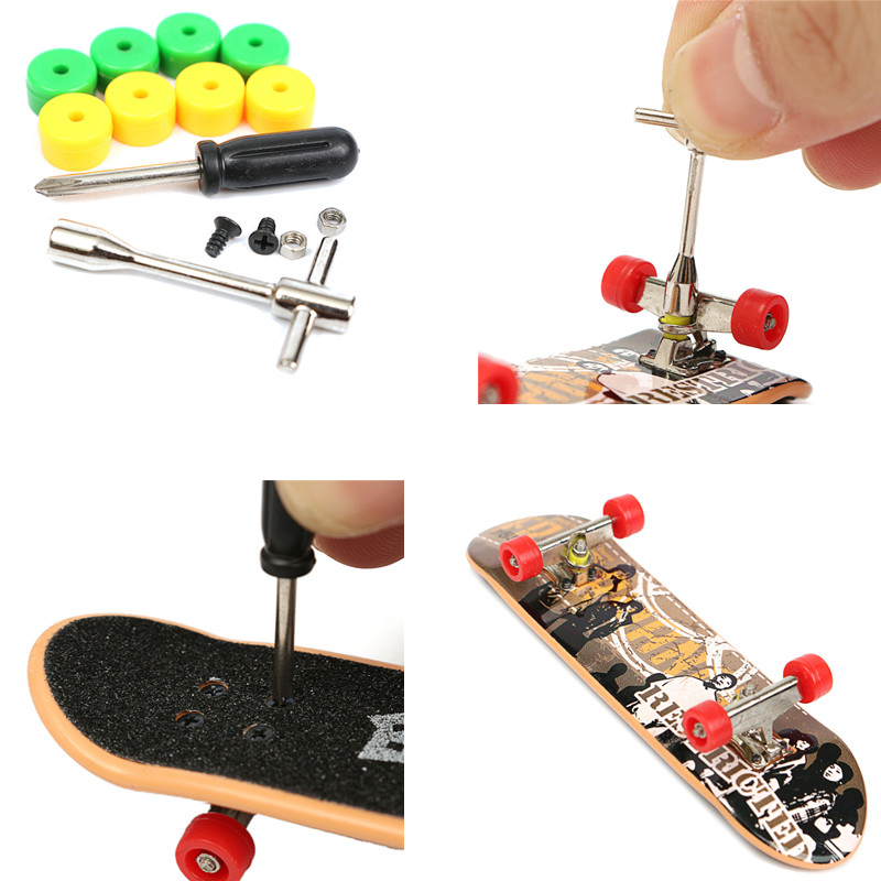DIY Finger Skateboard Site Skate Park Ramp Parts Finger Board Site Ultimate Sports