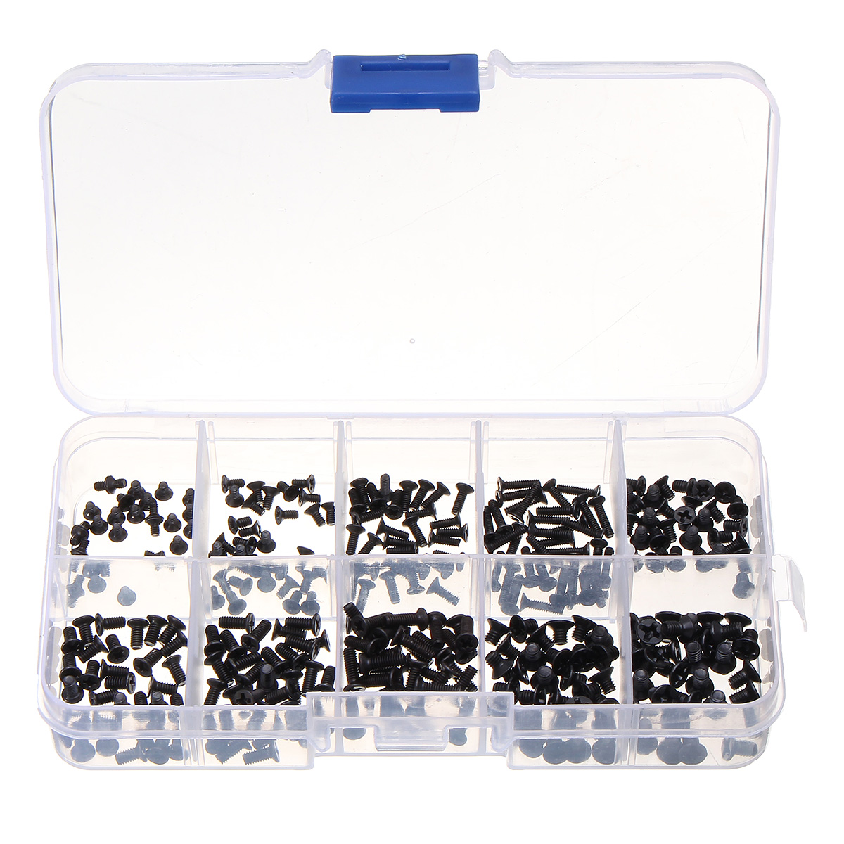 300Pcs M2/M2.5/M3 Laptop Screws Box Set for HP Lenovo SAMSUNG IBM