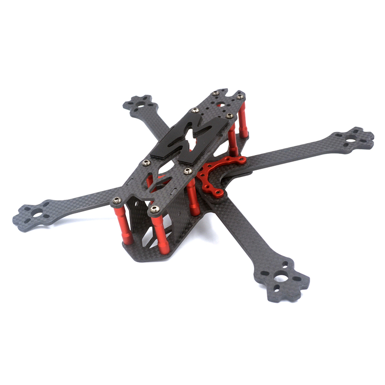 FS215 215mm FPV Racing Frame RC Drone Freestyle Frame Kit Carbon Fiber 4mm Arm