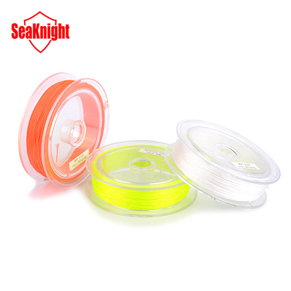 SeaKnight 50M 20LB Fly Fishing Backing Line Braided Bac