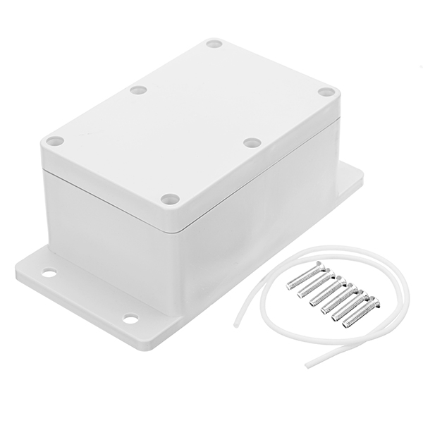120 x 81 x 65mm DIY Plastic Waterproof Project Housing Electronic Junction Case Power Supply Box Instrument Case