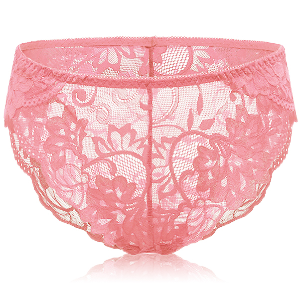 Lace Soft Hollow Out Breathable Stretchy Panties