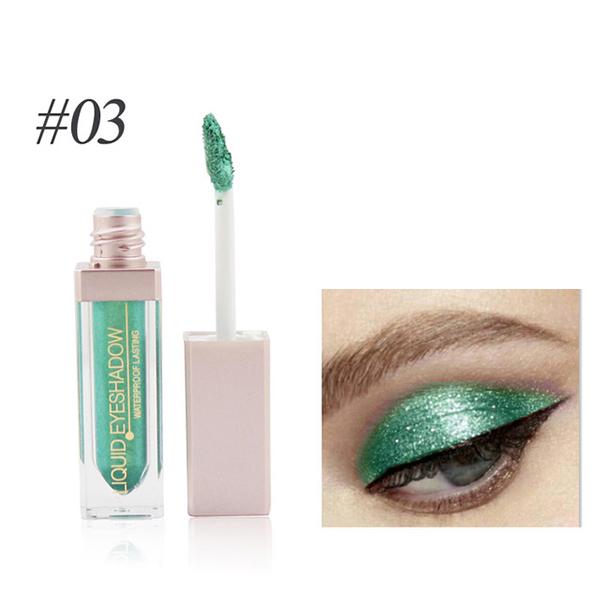 CHANLEEVI Glitter Liquid Eyeshadow Masquerade Makeup