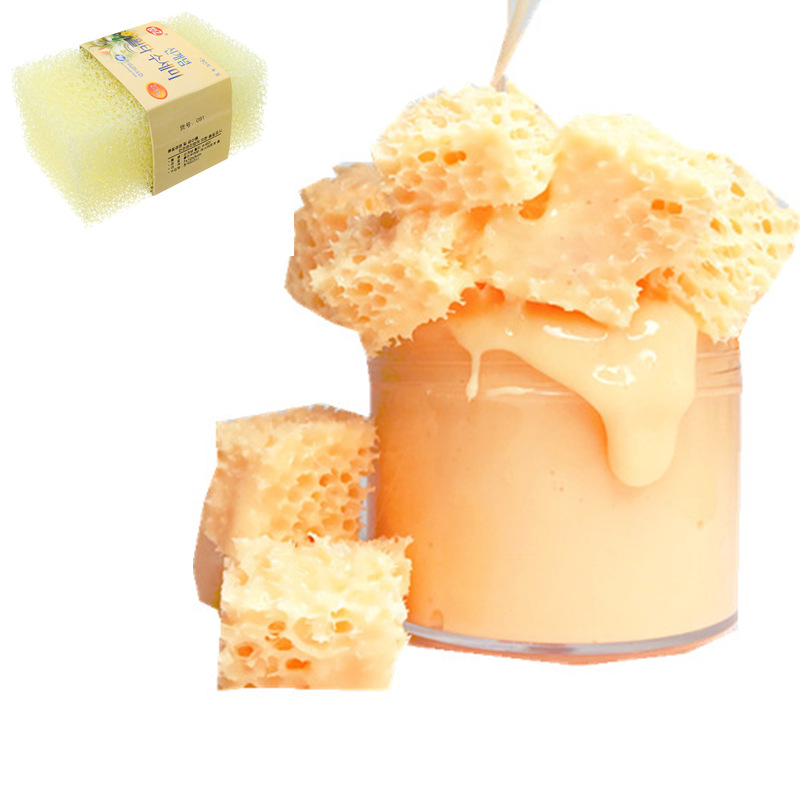 2Pcs Honeycomb Sponge Mud DIY Slime filler 11.7* 7.5* 3
