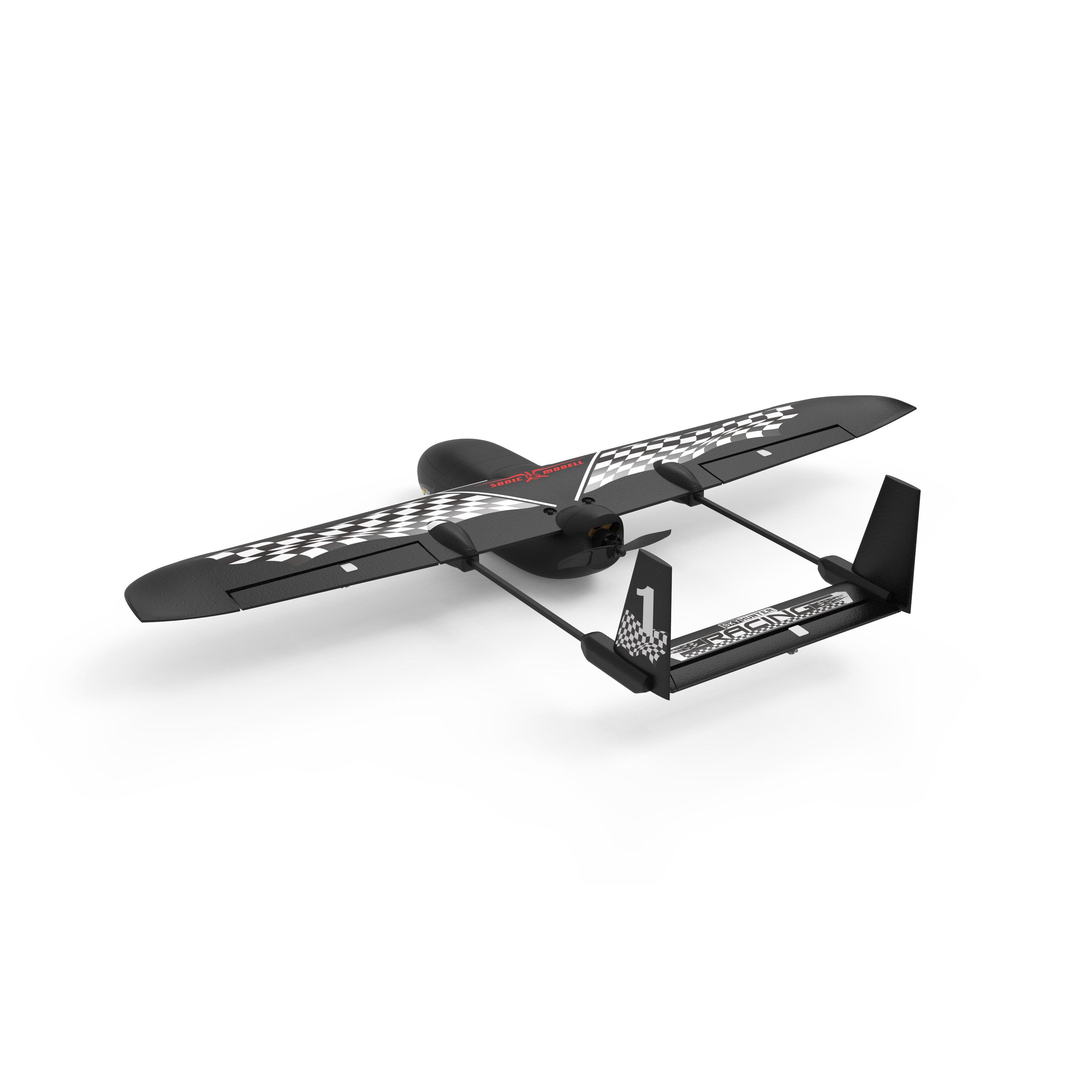 Sonicmodell Skyhunter Racing 787mm Wingspan EPP FPV Aircraft RC Airplane Racer KIT - Photo: 3