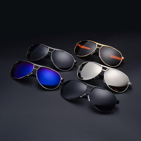 Mens Summer HD Polarized Sunglasses