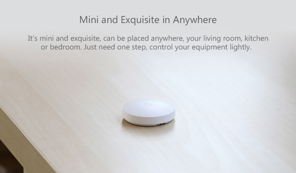 Original Xiaomi Mijia Smart Home Zigbee Wireless Smart Switch Touch Button ON OFF WiFi Remote Conrtrol Switch
